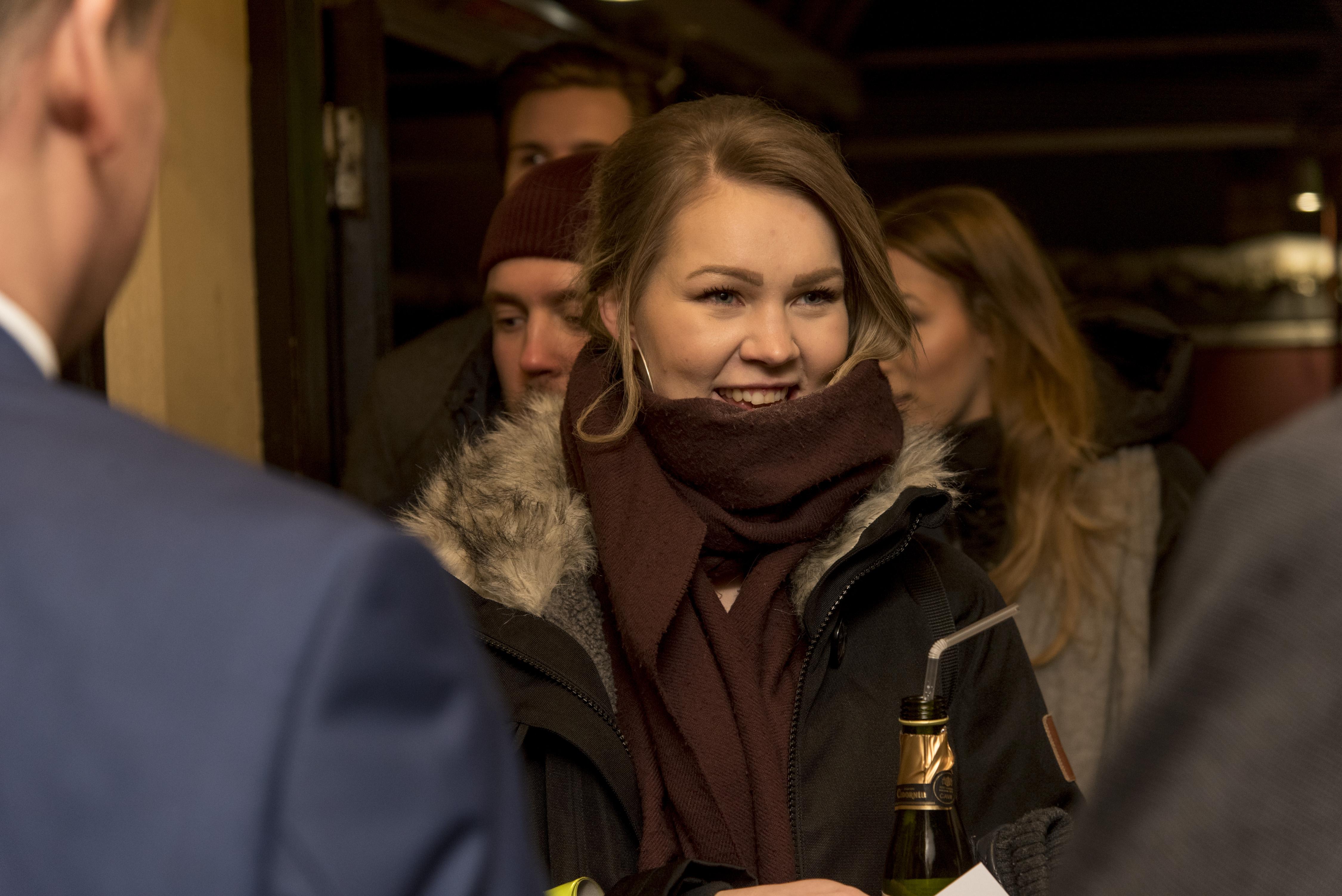Kaarlenpäivät. 1.2.2019. Oulu.